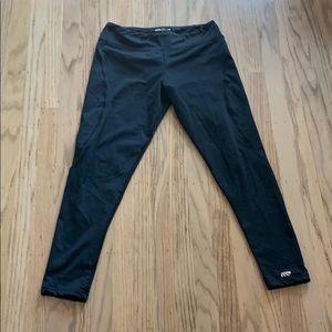 Marika fleece lined black large pants